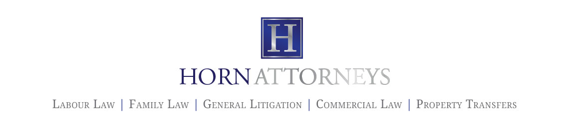 Contact Horn Attorney for more information